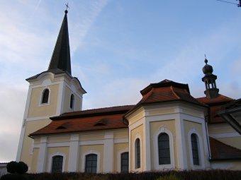 Kostel sv. Petra a Pavla v Milči