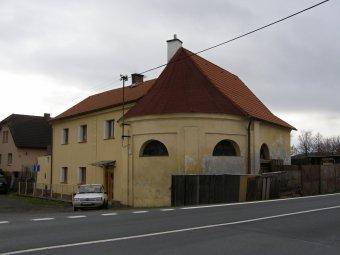 Kaple Božího těla upravená na kovárnu v Nepomuku (čp. 238)
