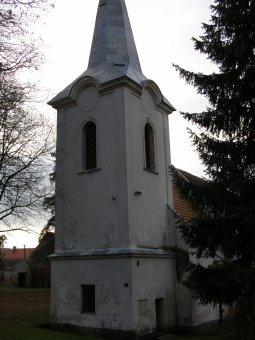 Kostel Povýšení sv. Kříže v Prádle