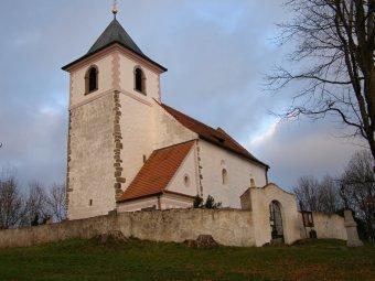 Kostel Všech svatých v Řesanicích
