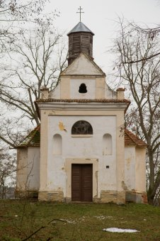 Kaple sv. Anny v Roupově