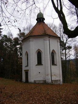 Kaple sv. Vojtěcha ve Vrčeni