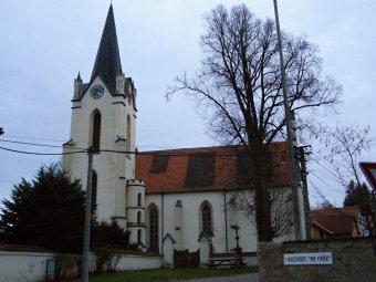 Kostel sv. Vavřince ve Vrčeni
