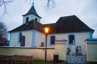 Kostel sv. Vavřince v Žákavě