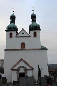 Kostel sv. Šimona a Judy v Dýšiné