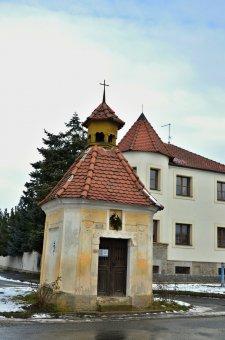 Kaple v Hradišti