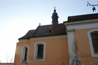 Kostel Narození Panny Marie v Křimicích