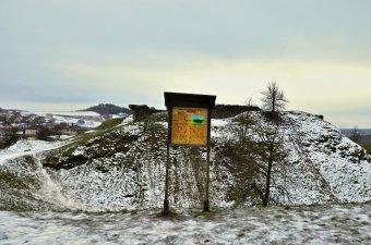 Zřícenina hradu Litice
