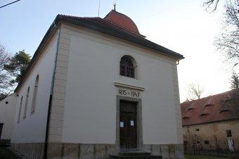 Kostel sv. Jiří v Malesicích