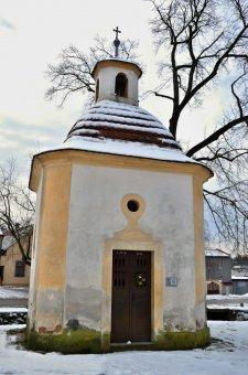 Kaple v Božkově