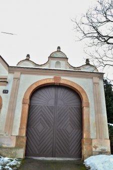 Venkovské usedlosti v Božkově (čp. 8, 11, 12, 36, 37, 38, 52, 56, 57, 67)