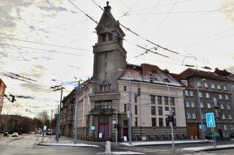 Českobratrský kostel M. Jana Husa v Plzni-Jižním předměstí (čp. 1722)