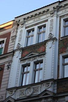 Městské domy se sgrafity Mikoláše Alše v Plzni-Jižním předměstí (čp. 1022, 1036, 1046, 107, 119, 918