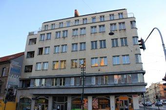 Obchodní dům Adrie v Plzni-Jižním předměstí (čp. 114)