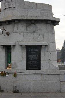 Wilsonův most v Plzni-Jižním předměstí