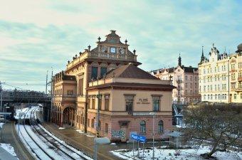Železniční stanice Plzeň-Jižní předměstí (čp. 574)