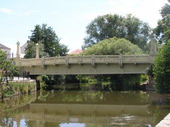 Kalikovský most v Plzni-Severním předměstí