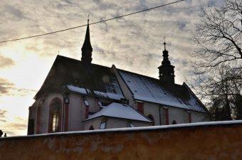 Kostel Všech svatých v Plzni-Severním předměstí