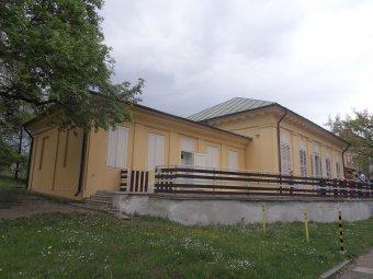 Lázeňský pavilón v Plzni-Severním předměstí