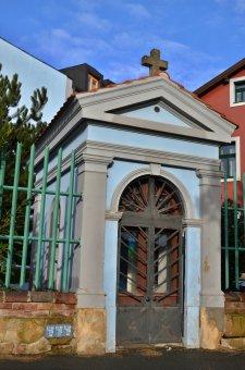 Soubor kaplí v Plzni-Severním předměstí