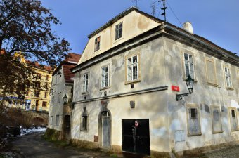 Venkovské usedlosti v Plzni-Severním předměstí (čp. 62, 68, 83)