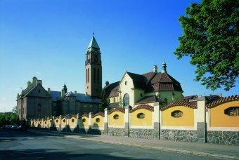 Dominikánský klášter v Plzni-Východním předměstí (čp. 814)