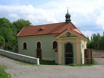 Kostel U Ježíška v Plzni-Východním předměstí