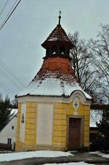 Kaple v Radobyčicích