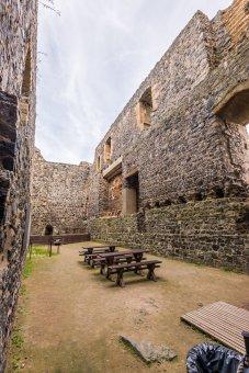 Zřícenina hradu Radyně