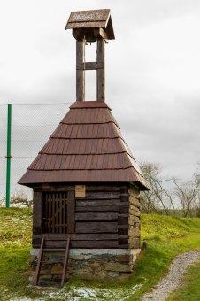 Zvonice v Borku