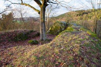 Zřícenina hradu Komberk