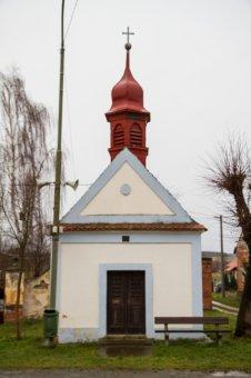 Kaple v Červeném Újezdě