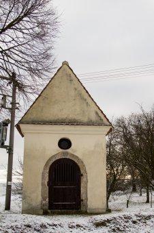 Kaple Zvěstování Panny Marie v Dolní Bělé