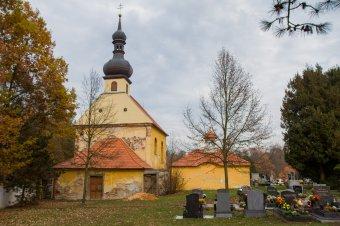 Kostel sv. Maří Magdalény v Druztové