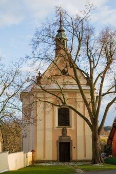 Kostel sv. Jana Křtitele v Hodyni