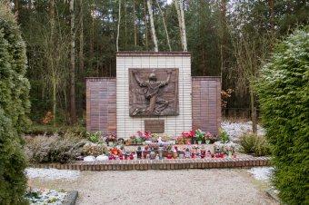 Pomník obětem 2. světové války v Horní Bříze