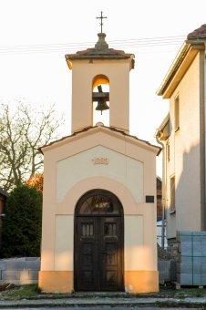 Kaple v Kaceřově
