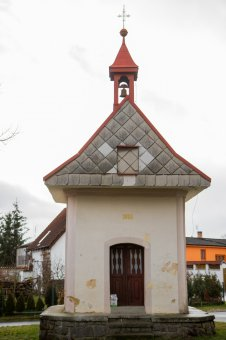 Kaple v Kamenném Újezdě