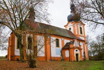 Kostel sv. Vavřince v Kožlanech