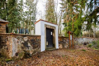 Židovský hřbitov v Kožlanech