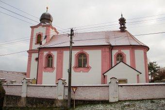 Kostel sv. Jiljí v Krašovicích