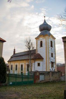 Kostel sv. Jakuba v Ledcích
