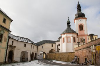Kostel sv. Jana Křtitele v Manětíně