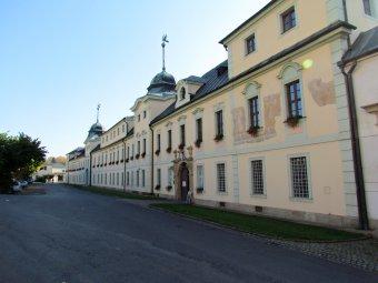 Zámek Manětín (čp. 1)