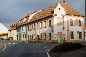 Historické jádro Města Touškova