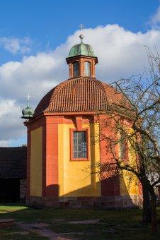 Kaple Panny Marie v Mladoticích