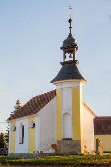 Kaple sv. Antonína v Nadrybech