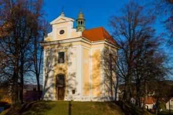 Kaple sv. Kateřiny v Nynicích