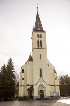 Kostel sv. Prokopa v Nýřanech