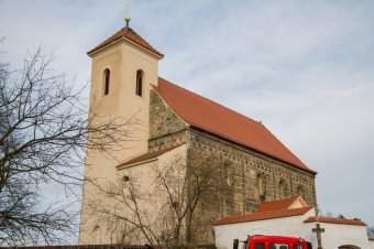 Kostel sv. Mikuláše v Potvorově